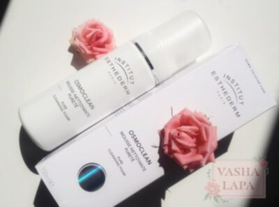 Очищуючий мус - Institut Esthederm Pure cleansing foam