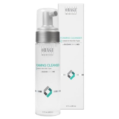 Очищаюча пінка Suzan Obagi MD Foaming Cleanser