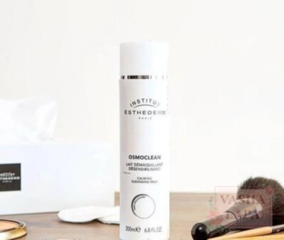 Заспокійливе молочко - Institut Esthederm Calming cleansing milk