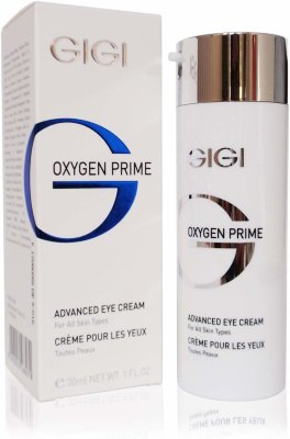 Крем для повік GIGI Oxygen Prime Advanced Eye Cream