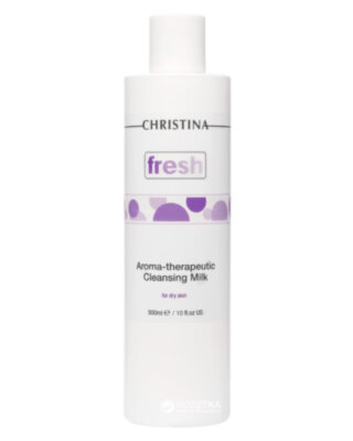 Очищає молочко для сухої шкіри - Christina Fresh-Aroma Theraputic Cleansing Milk for dry skin