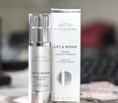 Ліфтингова сироватка - Institut Esthederm Lift & Repair Absolute Tightening Serum