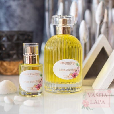 Bibliotheque de Parfum Love catcer (Ловець любові)