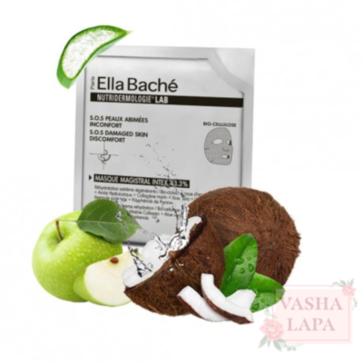 Маска Мажистраль Интекс 43,3% Ella Bache Nutridermologie® Lab Masque Magistral Intex 43,3%