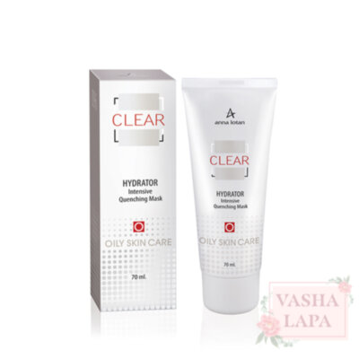 Гідрируюча маска Anna Lotan Clear Hydrator Intensive Quenching Mask
