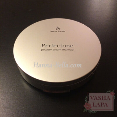 "Крем-пудра ""Перфектон"" Anna Lotan Perfectone Powder Cream Makeup"
