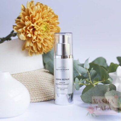 Восстанавливающая сыворотка Derm Repair - Institut Esthederm Restructuring serum Derm repair