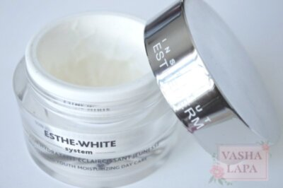 Освітлюючий денний крем - Institut Esthederm Esthe-White Brightening youth moisturizing day care