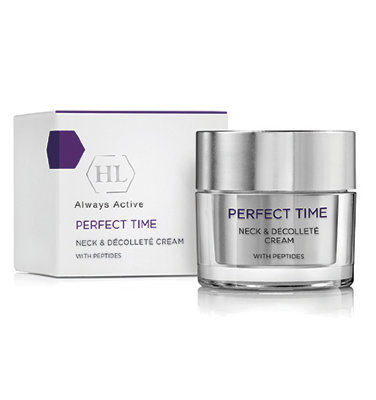 Крем для шиї і декольте Holy Land PERFECT TIME NECK & DECOLLETE CREAM