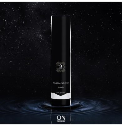 Нічний живильний крем Onmacabim STEAM CELLS NOURISHING CREAM NAІGHT