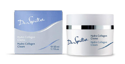Зволожуючий крем з колагеном Dr.Spiller Hydro Collagen Cream
