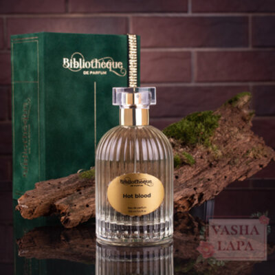 Bibliotheque de Parfum Hot blood (Гаряча кров)