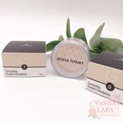 Пудра Камуфляж Anna Lotan Concealing Powder Foundation SPF 17
