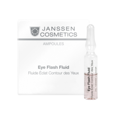 Ампули для очей JANSSEN Ampoules Eye Flash Fluid