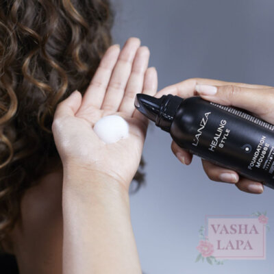 Базовый мусс L'anza Healing Style Foundation Mousse