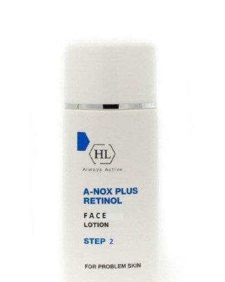 Лосьйон для обличчя Holy Land A-NOX PLUS RETINOL FACE LOTION