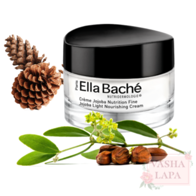 Питательный крем Жожоба Ella Bache Nutri'Action Jojoba Light Nourishing Cream
