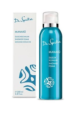 Пенка для душа Dr.Spiller Manaru Shower Foam
