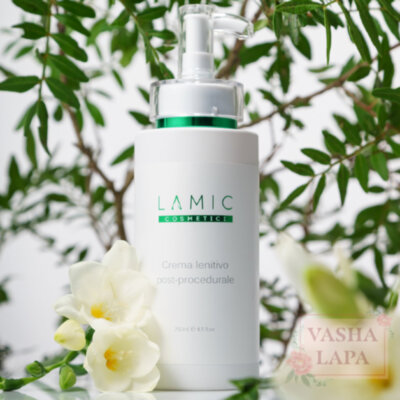 Финишный крем Lamic Cosmetici Crema Lentivo Post-Procedurale