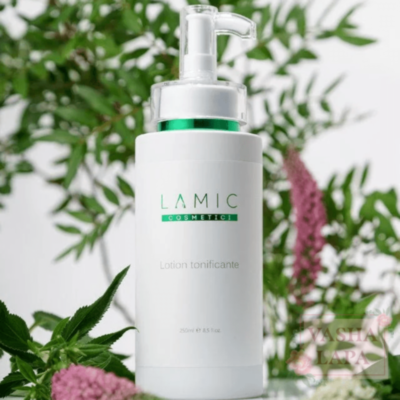 Тонізуючий лосьйон Lamic Cosmetici Lotion Tonificante