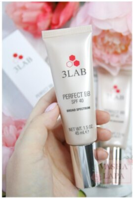 BB-крем PERFECT SPF40 PA +++ для шкіри обличчя 3LAB Perfect BB SPF40 broad spectrum