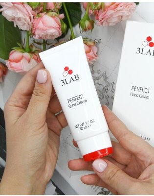 Крем PERFECT для рук 3LAB Perfect hand cream