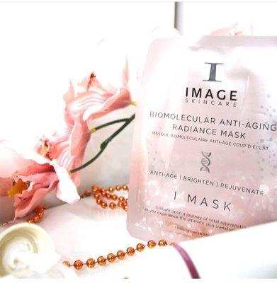 Біомолекулярна anti-aging маска Image Skincare Biomolecular anti - aging radiance mask