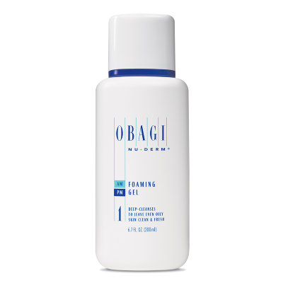 Очищаючий засіб Obagi Nu-Derm Foaming Gel Normal to Oily